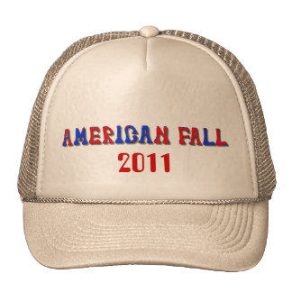 Gorra americano
