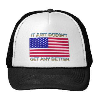 Gorra americano a