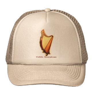 Gorra americano céltico