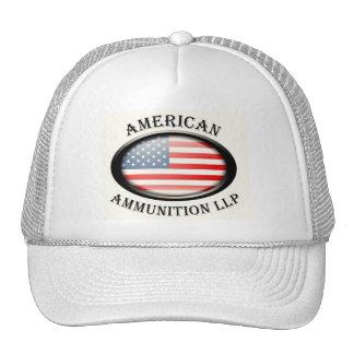 Gorra americano de LLP de la munición