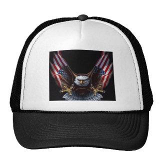 gorra americano del águila