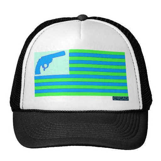 Gorra americano del arma del CYCAD