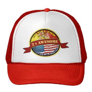 Gorra americano siciliano del camionero