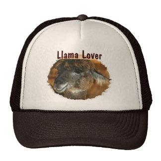 Gorra animal del camionero del amante lindo de la