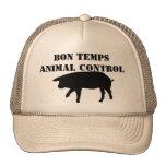 Gorra animal del control de los Temps del Bon