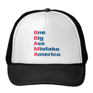 Gorra anti de Obama