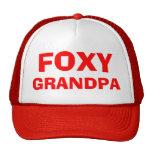 Gorra astuto del abuelo
