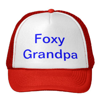 Gorra astuto extremo del abuelo