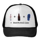 Gorra australiano