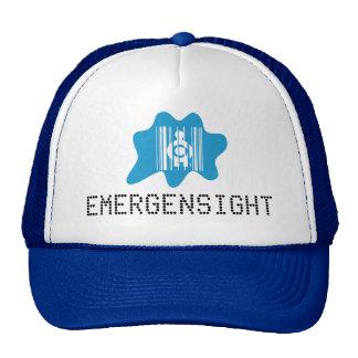 Gorra azul de Emergensight