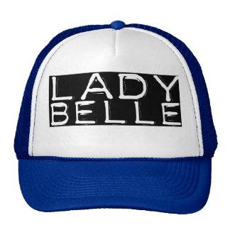 """Gorra azul del camionero de """"señora Belle"""""""