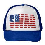 Gorra azul del camionero del Snapback de la malla