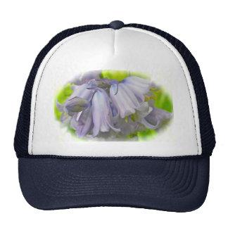 Gorra azul del jacinto