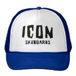 Gorra básico del camionero del icono