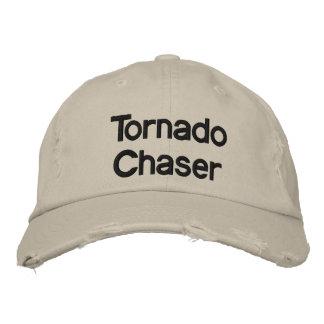 Gorra básico del cazador del tornado gorros bordados