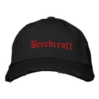 Gorra-BEECHCRAFT ajustable personalizado Gorras De Béisbol Bordadas