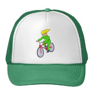 gorra biking del chica