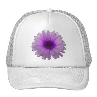 Gorra blanco y púrpura de la maravilla