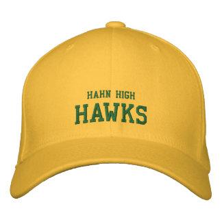 Gorra bordado alto de Hahn Gorra De Beisbol