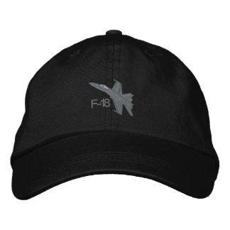 Gorra bordado avispón F-18 Gorro Bordado