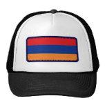 Gorra bordado bandera del efecto de Armenia