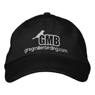 Gorra bordado básico del logotipo de GMB con la pu Gorra De Beisbol Bordada