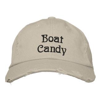 Gorra bordado caramelo del barco gorra de beisbol bordada