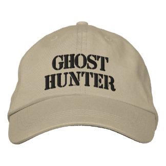 Gorra bordado cazador del fantasma gorras bordadas