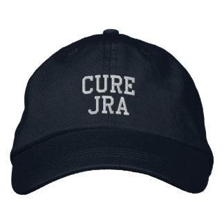"""Gorra bordado de la """"curación JRA"""" - Gorra De Beisbol"""