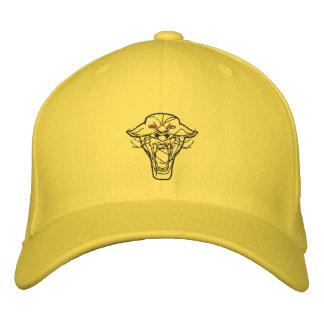 Gorra bordado de la pantera gorra de béisbol
