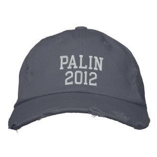Gorra bordado de Palin 2012 Gorras De Béisbol Bordadas