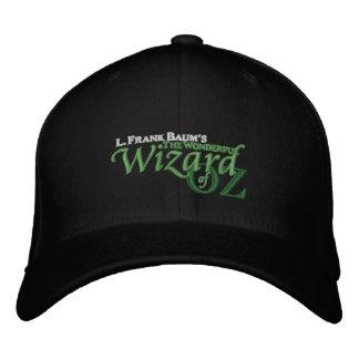 Gorra bordado del equipo de las lanas gorra de beisbol