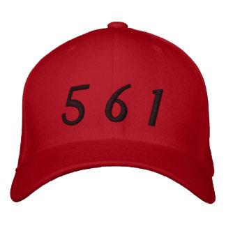 gorra bordado del funcionario 561 gorras de beisbol bordadas