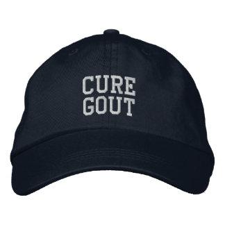 """""""Gorra bordado del Gout de la curación"""" - Gorras Bordadas"""