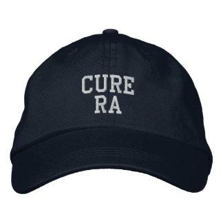 """""""Gorra bordado del RA de la curación"""" - Gorras De Béisbol Bordadas"""