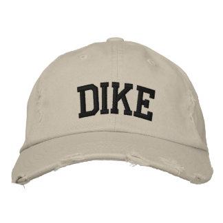 Gorra bordado dique gorra de béisbol