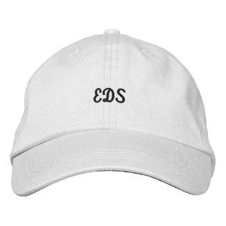 Gorra bordado EDS del casquillo de la bola Gorra De Beisbol