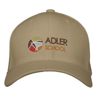 Gorra bordado escuela 1 de Adler Gorros Bordados