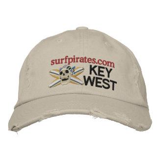 Gorra bordado firma gorra de beisbol