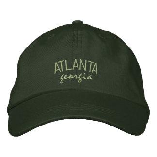 Gorra bordado Georgia de Atlanta Gorras Bordadas