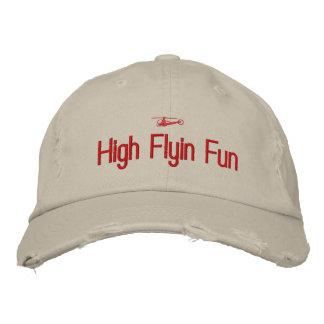 Gorra bordado helicóptero gorro bordado