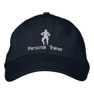 Gorra bordado instructor personal gorras bordadas