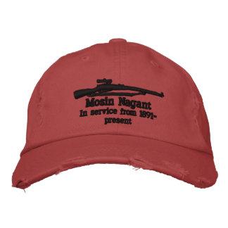 Gorra bordado Mosin Nagant, en el servicio franco… Gorra De Beisbol Bordada