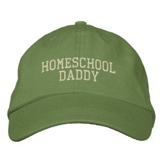 Gorra bordado papá de Homeschool Gorras De Béisbol Bordadas