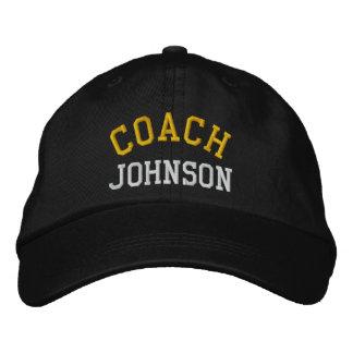 Gorra bordado personalizado del coche gorra de béisbol