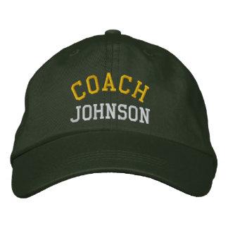 Gorra bordado personalizado del coche gorra de beisbol bordada