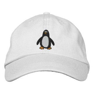 Gorra bordado pingüino gorro bordado