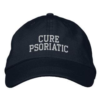 """Gorra bordado psoriático de la """"curación"""" - gorra de beisbol bordada"""
