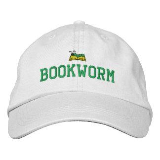 Gorra bordado ratón de biblioteca gorra bordada