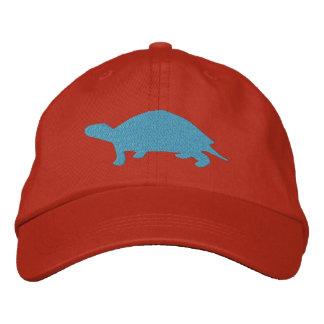 Gorra bordado TBA de la tortuga Gorra De Beisbol Bordada